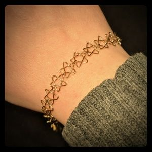 Jewelry - Gold Star ⭐Bracelet